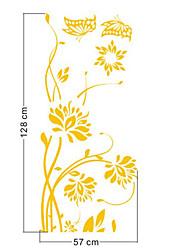 Wall Sticker orchidée (0565-gz091)