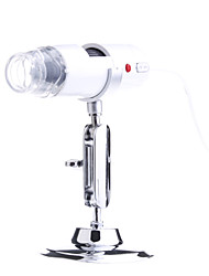 DigiMicro 1.3MP 200X Zooming USB Digital Microscope with 8-LED Illumination