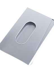 elegante Metall-Visitenkarten-Etui