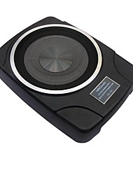 8 Inch Super Slim Shakeproof Car Audio Amplified Subwoofer 100W - MBQ-800E (800D Updated Version)