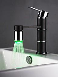 Раковина для ванны, с функцией изменения цвета
