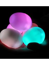 Farbwechsel flackern Osterei geformten Stimmung Licht (ab 10 Stück) (ceg422)