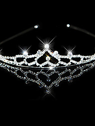 bridal casamento lindo cristais tiara / headpiece / headband