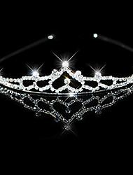 Gorgeous Crystals Wedding Bridal Tiara/ Headpiece/ Headband