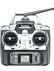 Futaba 2.4GHz 6EX 6ch Transmitter System sowohl für die Flugzeug-und Hubschrauber (TX + RX only) (6EX 2.4g)