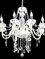 Liquidation! bougie 6-lumière lustre de cristal K9