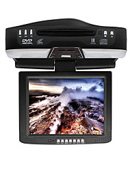 10.4 Inch Flip Down Roof Mount Car DVD Player with  TV FM USB/SD