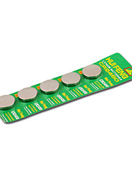 HUIFENG CR2450 Lithium Coin 3V Battery(5 Pieces)(HUIFENG CR2450)