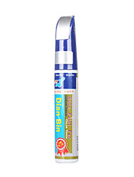 vernice auto pen-automobile graffi rammendo-touch a colori touch-up per vw-audi argento ly7w-brillante