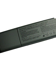Replacement Laptop Battery GSD0800 for DELL Latitude D800 Series (11.1V 6600mAh)