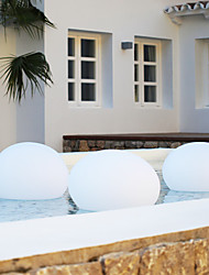 Cordless and Rechargeable LED Lamp For Pool - Flat Ball Shape (1075-FLATBALL350)