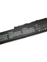 Замена батареи ноутбука Toshiba gst3385 для спутникового a70 ряд (14.8V 4400mAh)