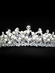 Gorgeous Alloy Wedding Tiara/ Headpiece