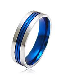 l'homme seigneur des anneaux solidité des anneaux en acier de titane (1132-rss7)