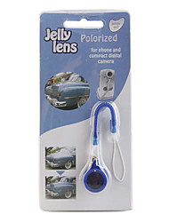 Jelly Lens Universal Special Wide Angle / Fish Eye (No.7) Effect Lens for Cell Phone and Camera