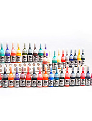 Tattoo Supply Top Qualtiy 40 Color Ink 40*5ml