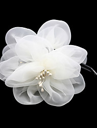 Gorgeous Tulle Wedding Bridal Flower/ Corsage/ Headpiece