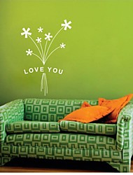 Love Decorative Wall Sticker(0565-1105031)