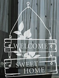 Welcome Decorative Wall Sticker(0565-1105101)