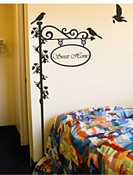 Sweet Home Decorative Wall Sticker(0565-1105030)