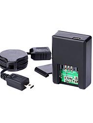 mini-cartão SIM dispositivo de monitoração de áudio (voz-ativada a função de chamada de retorno, gsm controle remoto)