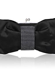 superbe sac à main de soirée en soie / embrayages couleurs plus disponibles