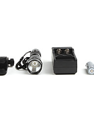 501A CREE Q5 conduziu moto kit lanterna 5-mode