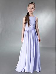 ADEMIA - Vestido de Daminhas Criança em Chifon