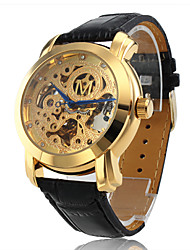 Men's Watch Auto-Mechanical Elegant Hollow Engraving Cool Watch Unique Watch Fashion Watch