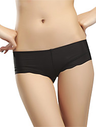 3 Pieces One Size Cotton Cheekies Low Waist Daily Wear Panties