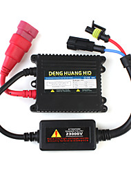 Universal Slim Ballast for HID Lights (Black)