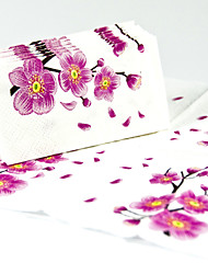 Sakura Blossom Guest Towels (Set of 12 Packs)