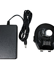 New Design LCD Power Supply with Foot Switch and Clip Cord
