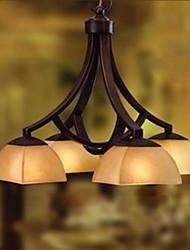 CORVALLIS - Lustre com 4 Lâmpadas