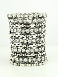 Five Rows of Rhinestone Bracelet