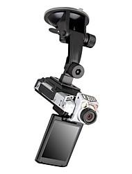 HD 1440 x 1080 2,5 pouces de voiture d'affichage DVR (vision de nuit, détection de mouvement, HDMI Sortie TV, H.264)