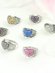 Herz-Design-Ring