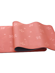 seeyoga - eco-friendly extra grosso yoga pilates mat (6 mm, TPE)
