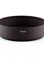 Kamera Gegenlichtblende (Metall) 77 mm