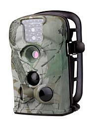 "Camou 12MP 2,36 ""LCD Outdoor-GSM-Jagd-Kamera mit Nachtsicht-850nm"