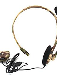 hoofdtelefoon microfoon headset voor de Xbox 360 live (camouflage)
