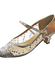 Zapatos de baile (Oro/Rosado) - Moderno/Salón de Baile Tacón de estilete