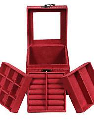 caja de joyería elegante
