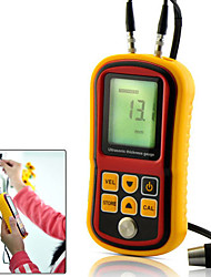Palm Size Digital Ultrasonic Thickness Gauge with Sound Velocity Measurement