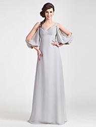 MIRA - Vestido de Madrinha em Chifon