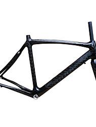 Велосипедная сверхлегкая карбоновая Рама с вилкой Shuffle Fork3,