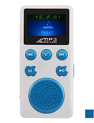Fruit - 1.2 Inch MP3 Player with LCD Screen(FM Radio TF Card)