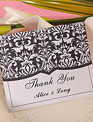 Thank You Card - Classic (Set of 50)