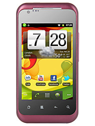 Photon - 3G Android 2.3 Smartphone with 3.5 Inch Capacitive Touchscreen (Dual SIM, GPS, WiFi)