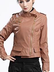 Amazing Zipper Front Jacket